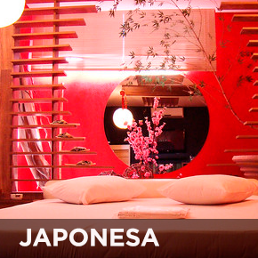 Suíte Japonesa